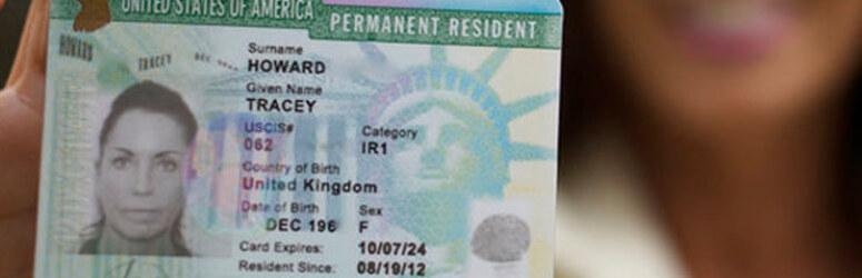 Pasaport olmadan green card başvurusu yapılabilir mi?