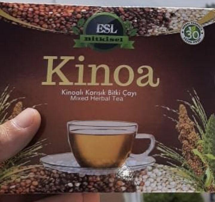 Kinoa bitki çayı kullananlar