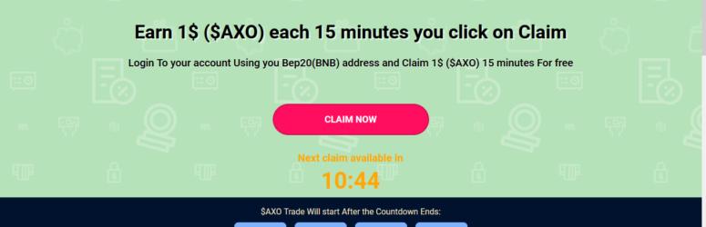 Axo2moon.com güvenilir mi? $AXO coin yorumları ve üyelik detayları