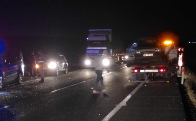 Urfa Suruç ölüm yolu kazaları