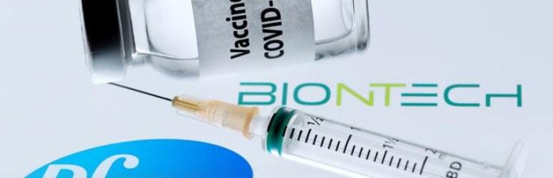 Pfizer-BioNTech aşısı yüzde 91 başarı oranıyla yüzde 100 onay aldı