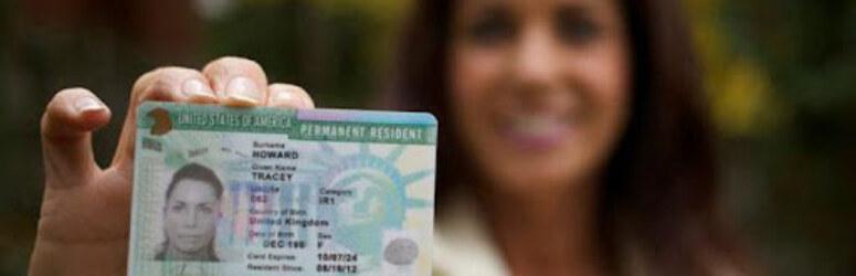Green card başvurusu yapmak için Pasaport gerekli mi?