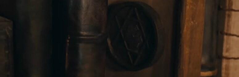 Barbaroslar 4. Bölüm Yahudilik işareti / Davut'un mührü illuminati mi?
